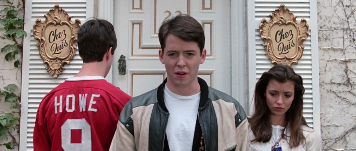 "Scene from ""Ferris Bueller's Day Off"""