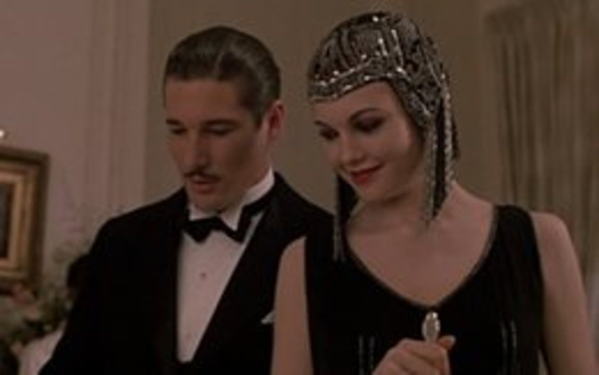 Diane Lane and Richard Gere in The Cotton Club