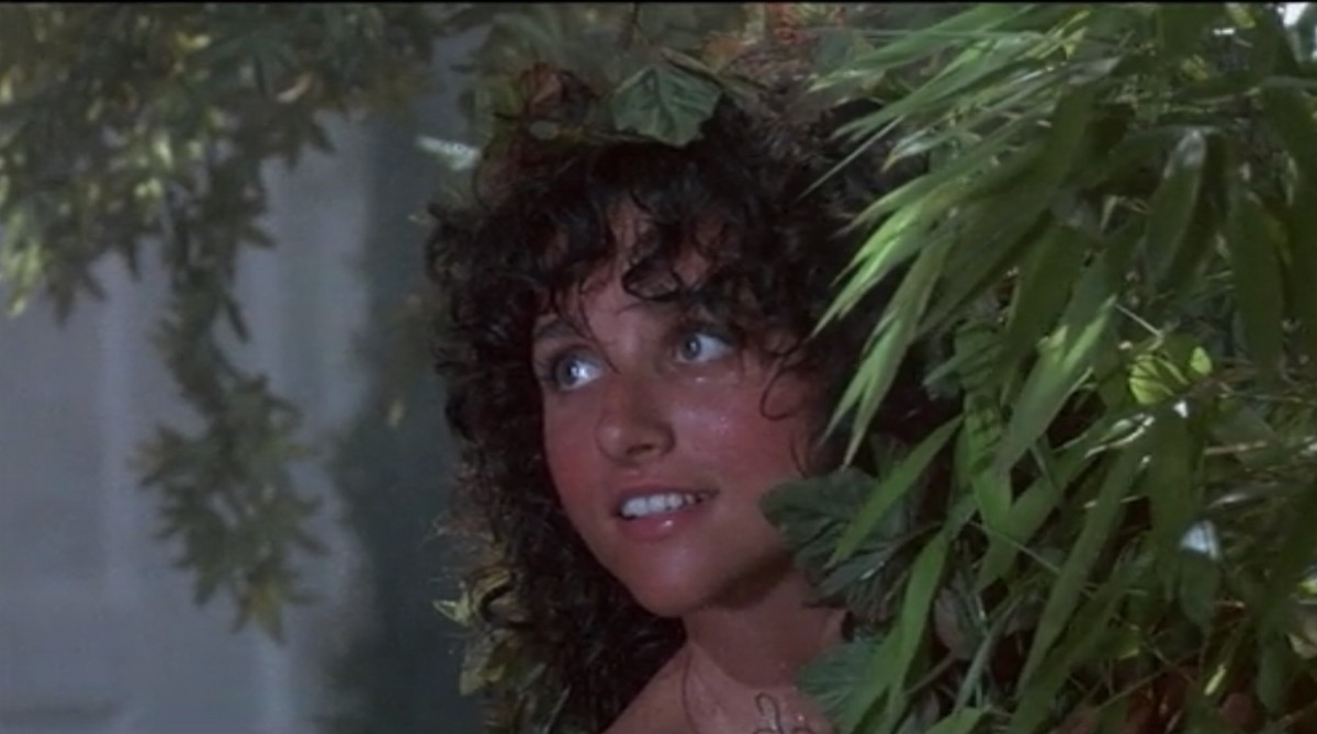 Yes, that's Julia Louis-Dreyfus in the first Troll movie