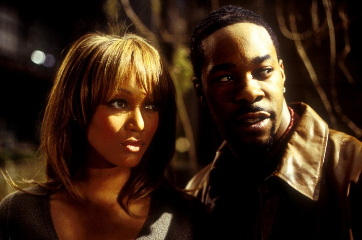 Busta Rhymes in Halloween Resurrection (Plus Tyra!)