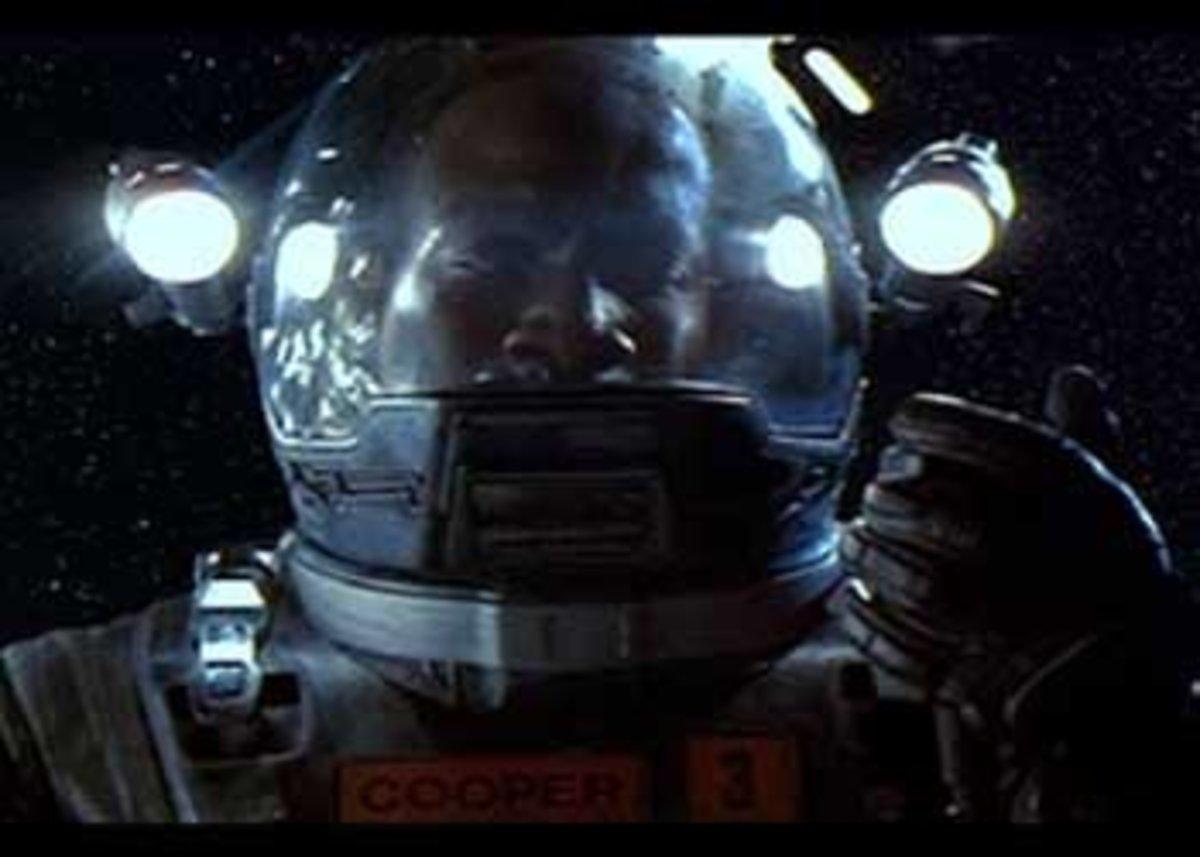 Richard T. Jones in Event Horizon
