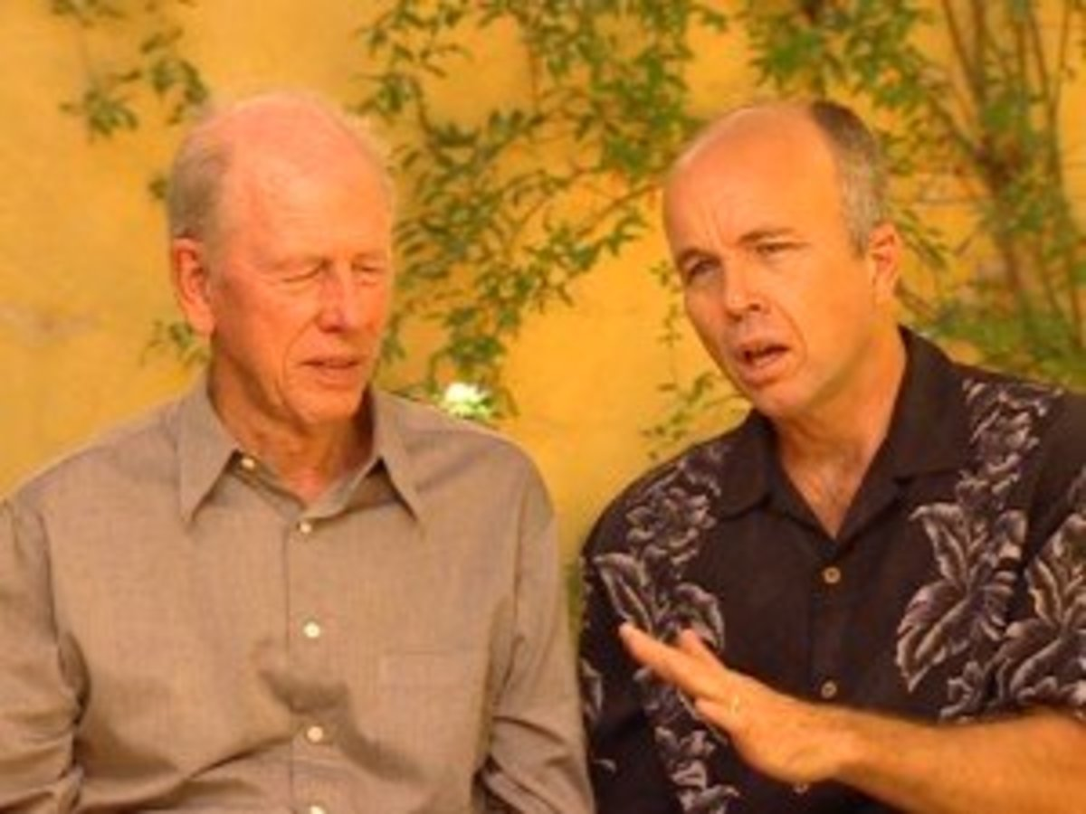 RON HOWARD'S FATHER RANCE AND BROTHER CLINT