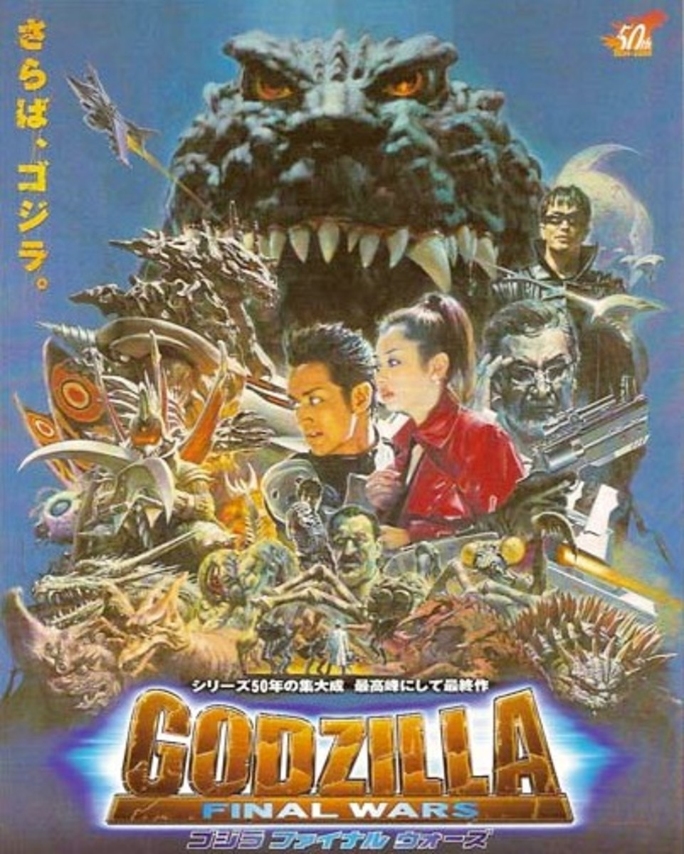 Godzilla: Final Wars © 2004 Toho Company LTD