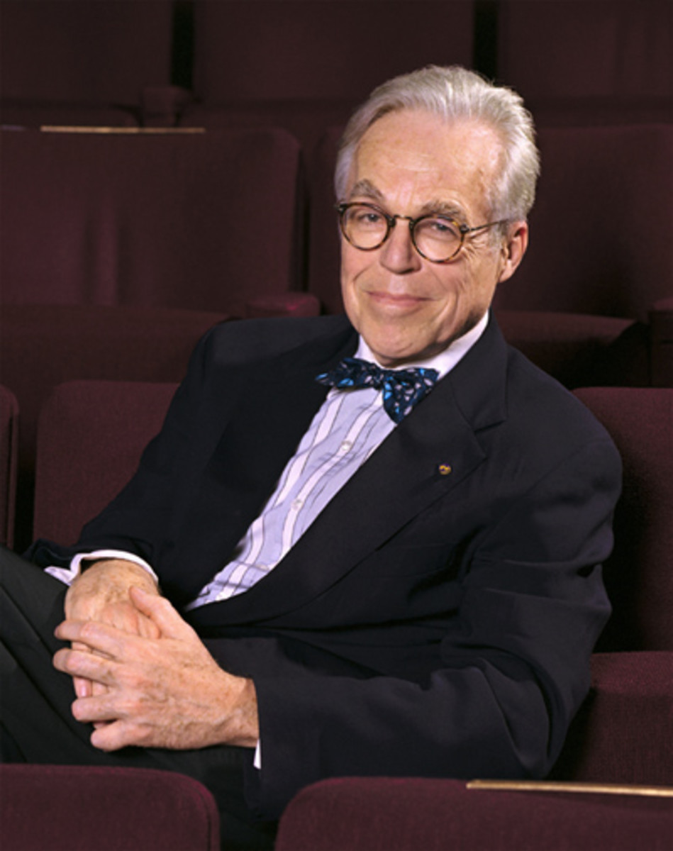 John Guare not only wrote the play Six Degrees of Separation, but also adapted it to film.  He has wrote numerous other works.