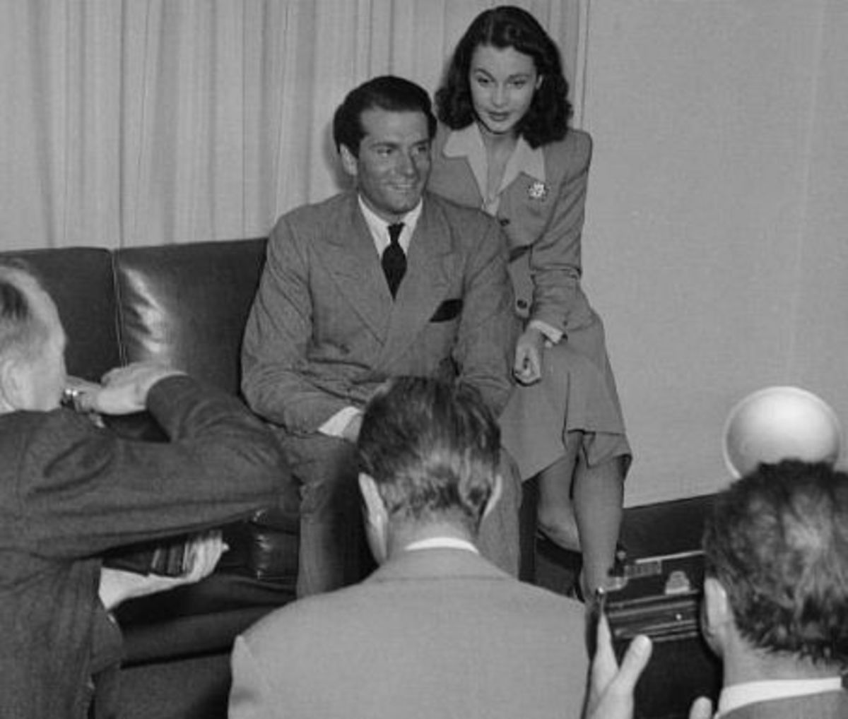 The Press Conference, 1940