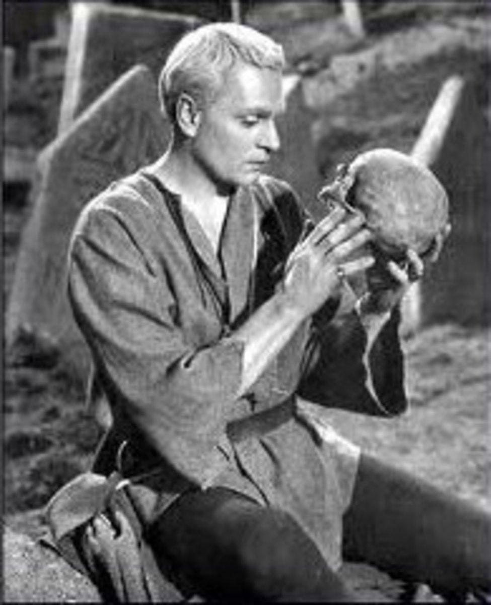 As Hamlet, 1948