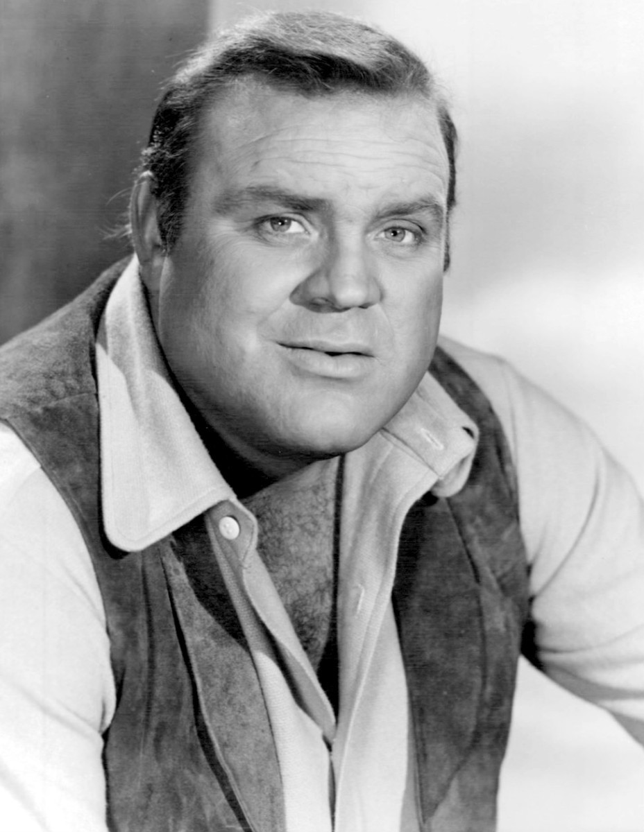 Dan Blocker, much loved by the fans
