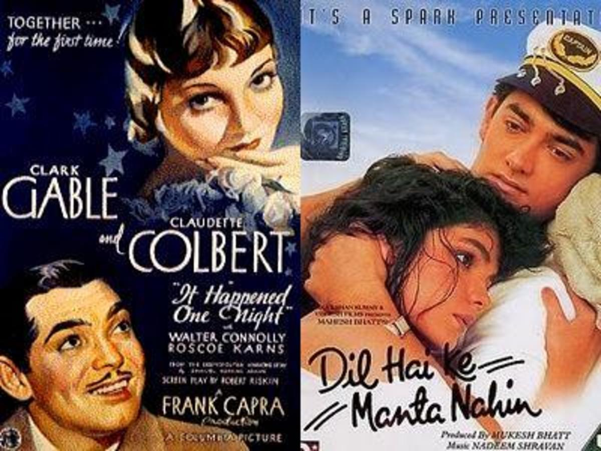 Bollywood Indian Movies That Copy Hollywood Reelrundown