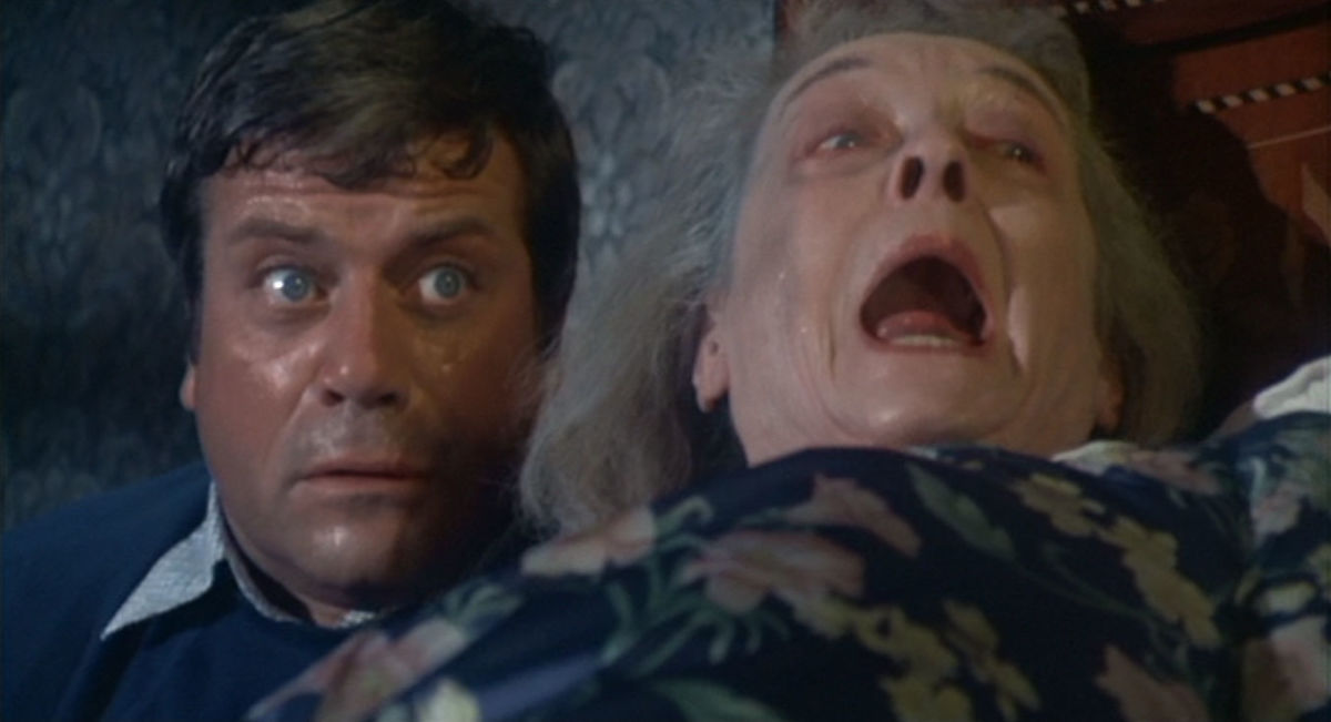 "Scene from ""Burnt Offerings"""