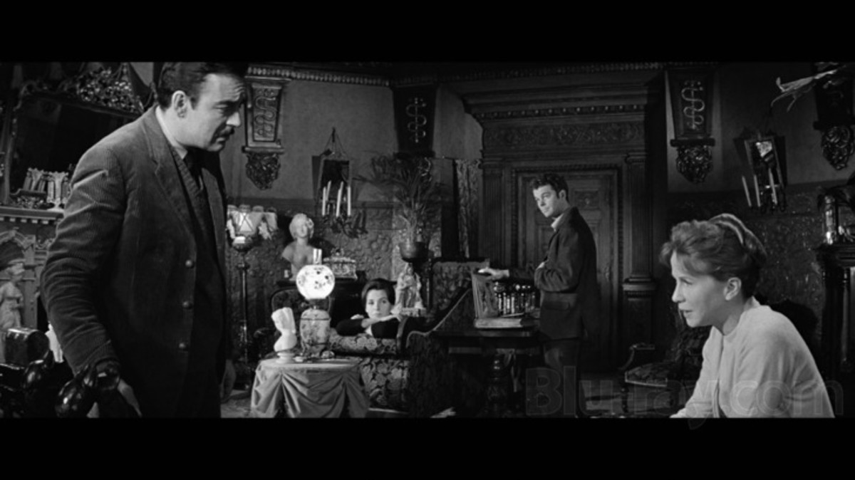 "Scene from ""The Haunting"""
