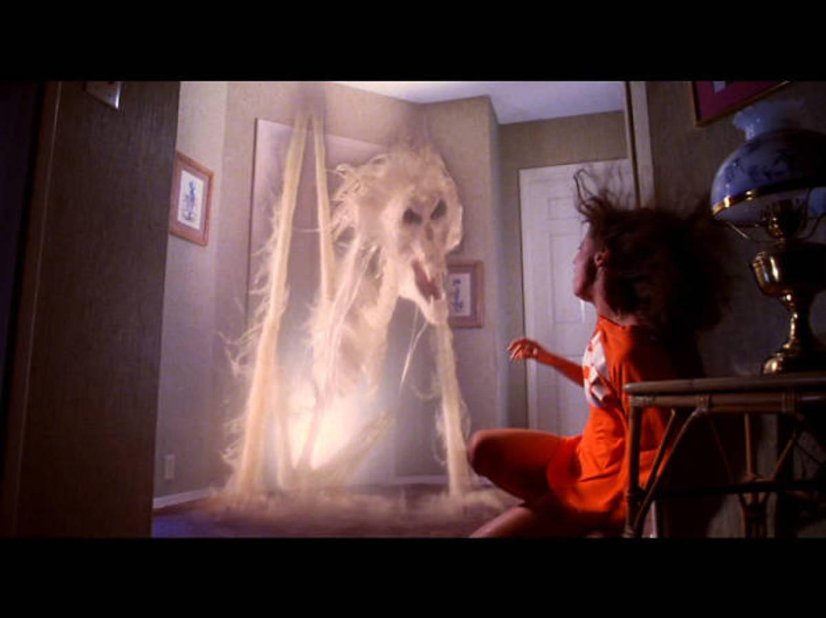 """Scene from """"Poltergeist"""""""