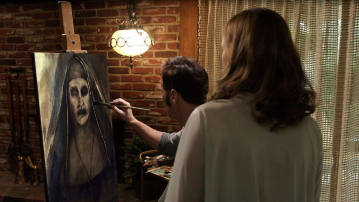 """Scene from """"The Conjuring 2"""""""