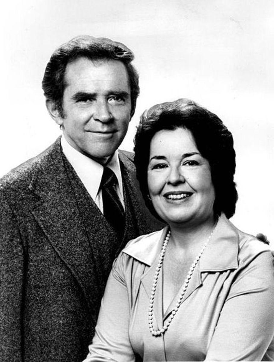 Sada Thompson with James Broderick