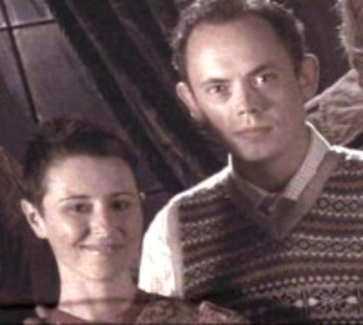 Alice and Frank Longbottom