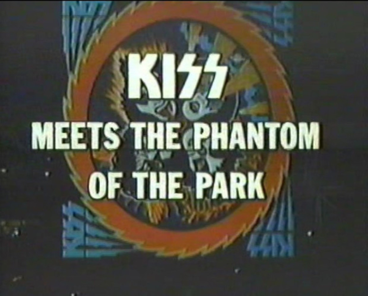 """""""KISS Meets the Phantom of the Park"""" (1978)  Review"""