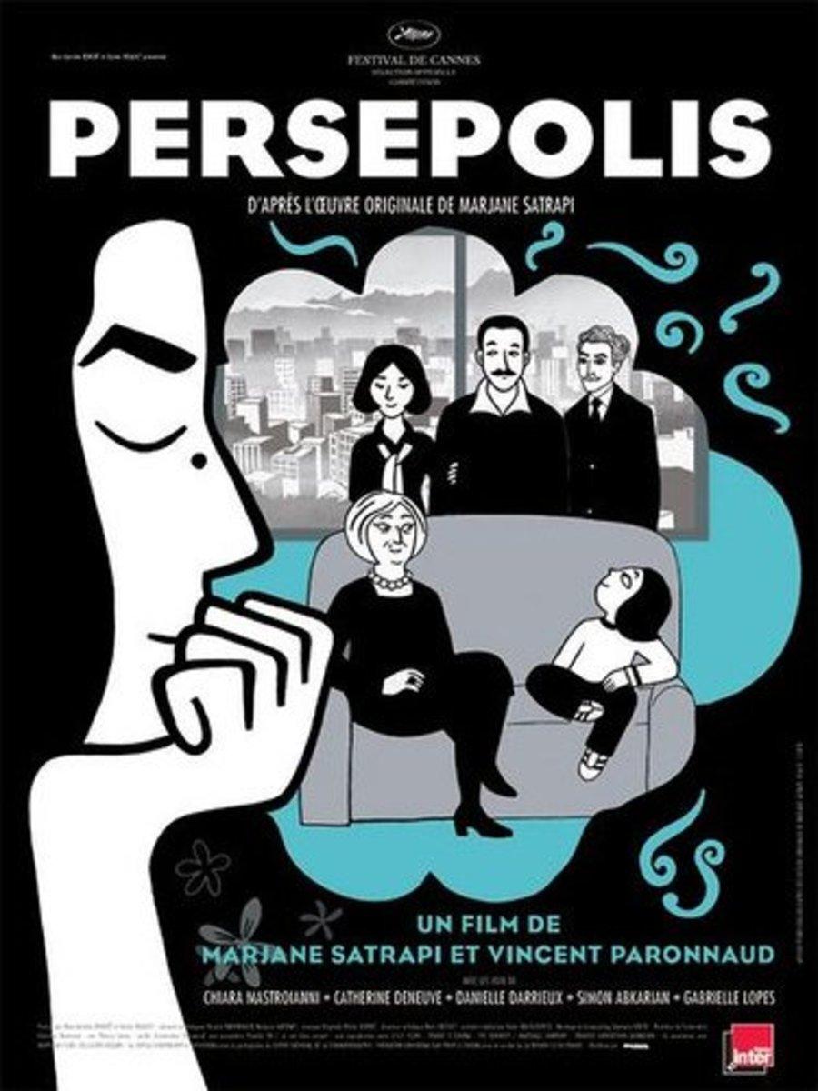 Persepolis the film.