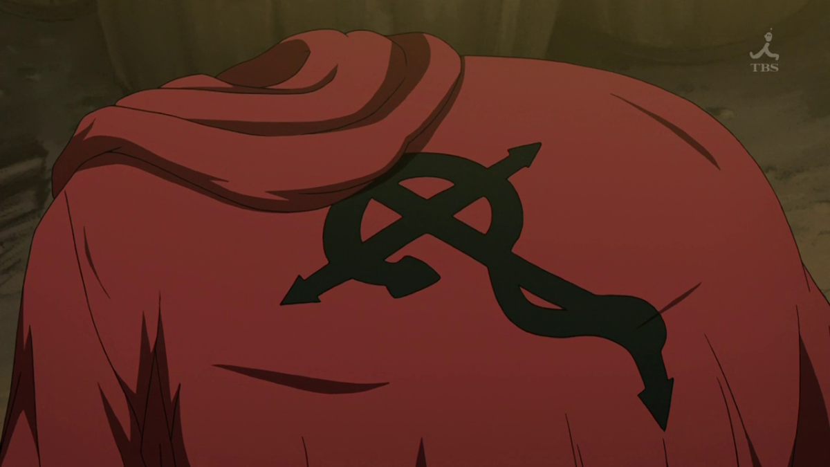 Religious Symbolism In Fullmetal Alchemist Brotherhood Reelrundown