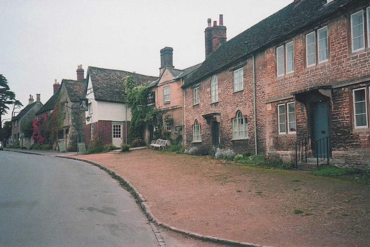 The George Inn on West Street