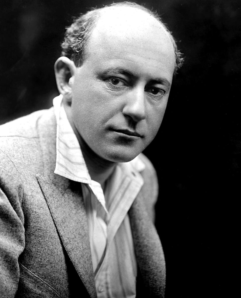 Cecil B. DeMille (c. 1920)