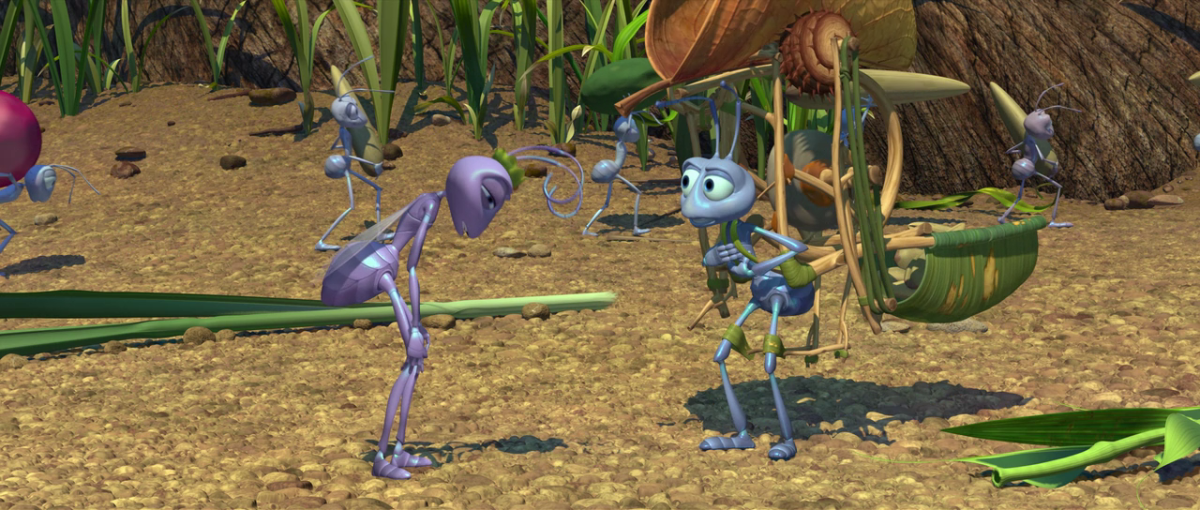 A Bug's Life is commonly cited, by videophiles, as being one of the best available blu-ray transfers of a film.