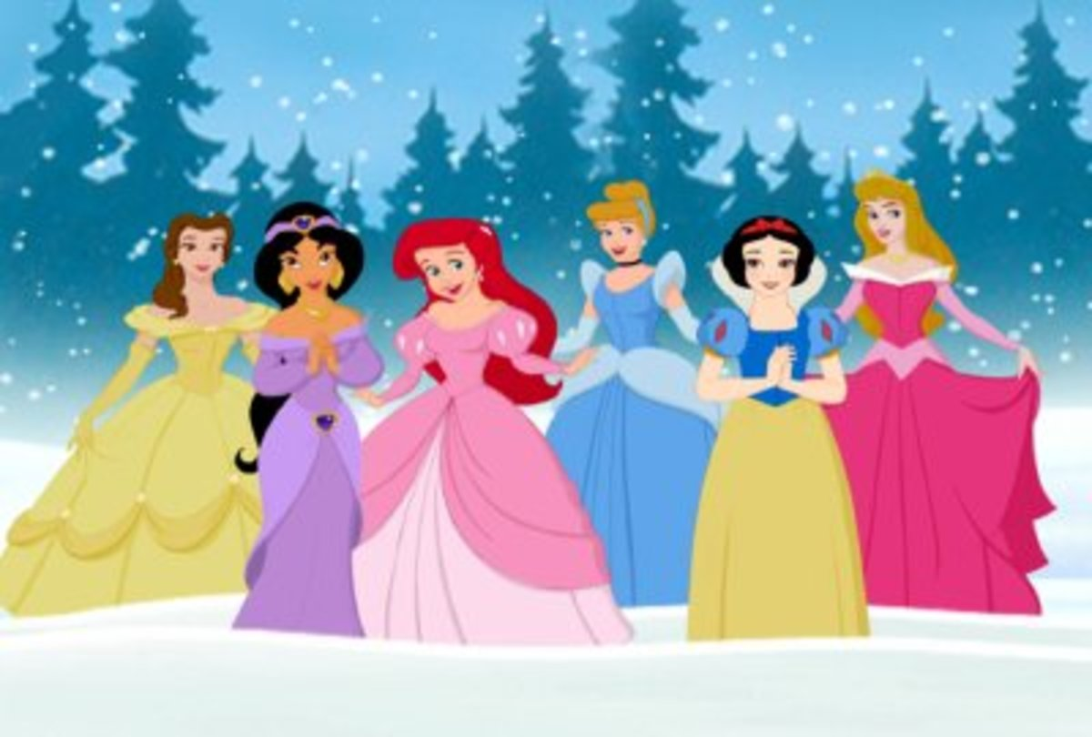 Out of all Disney Princesses, Aurora was the only one who didn't do ANYTHING!  Even Ariel puts her to shame.