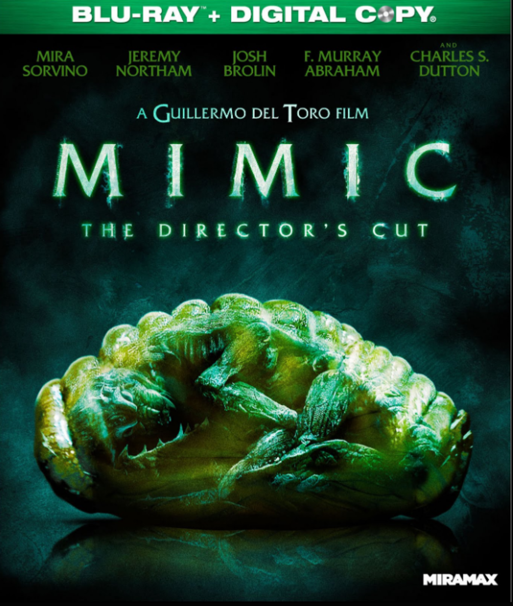 "Guillermo del Toro's ""Director's Cut"" of ""Mimic"" was released in 2011."