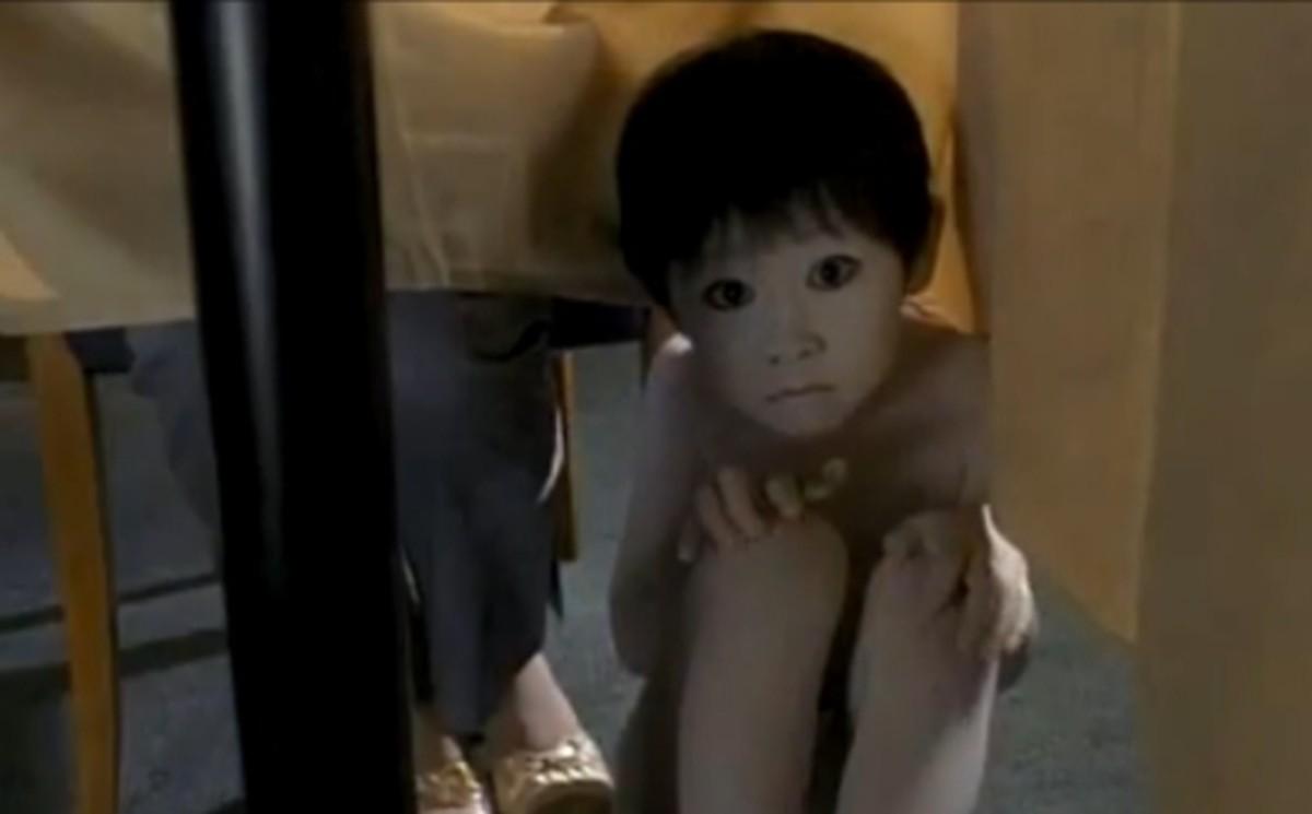 Toshio Saeki from Ju-on (The Grudge)