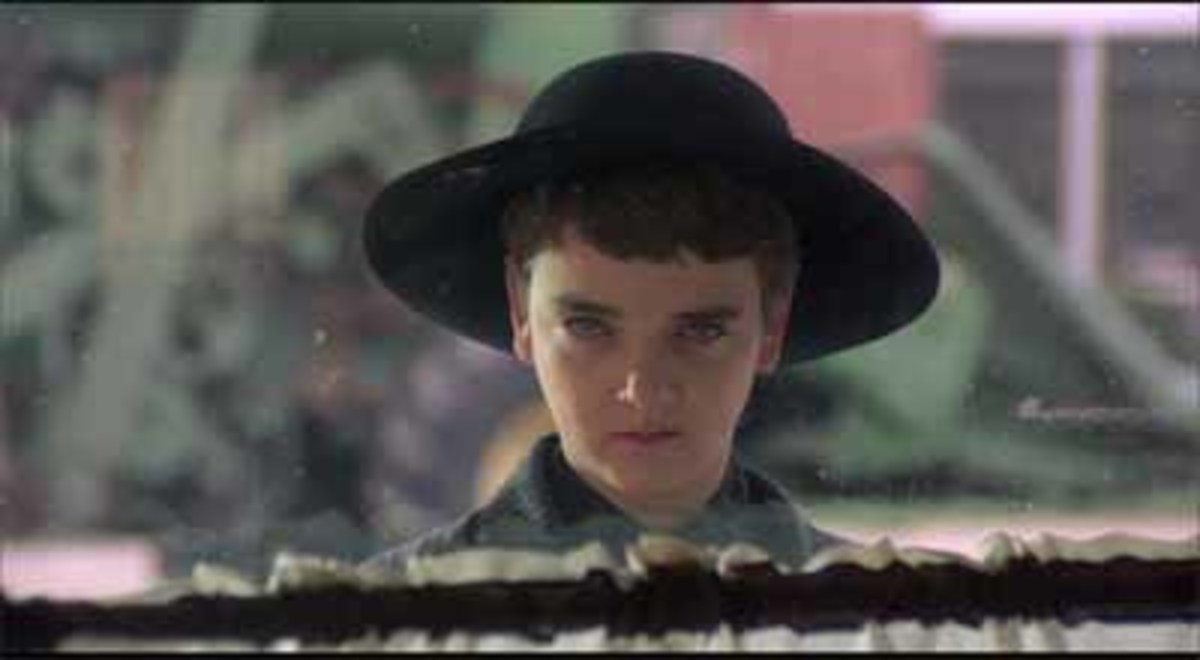 Isaac from Children of the Corn