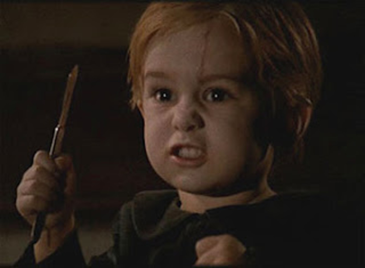 Gage Creed from Pet Sematary