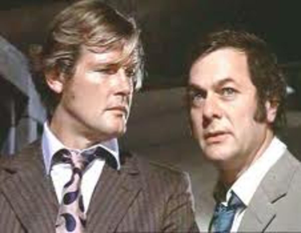 Moore and Curtis - The Persuaders