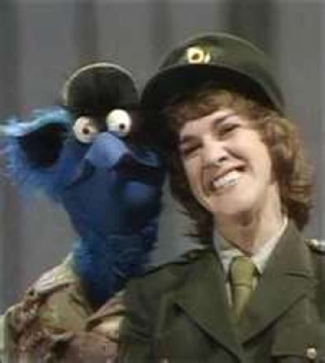 Ruth Buzzi on The Muppet Show