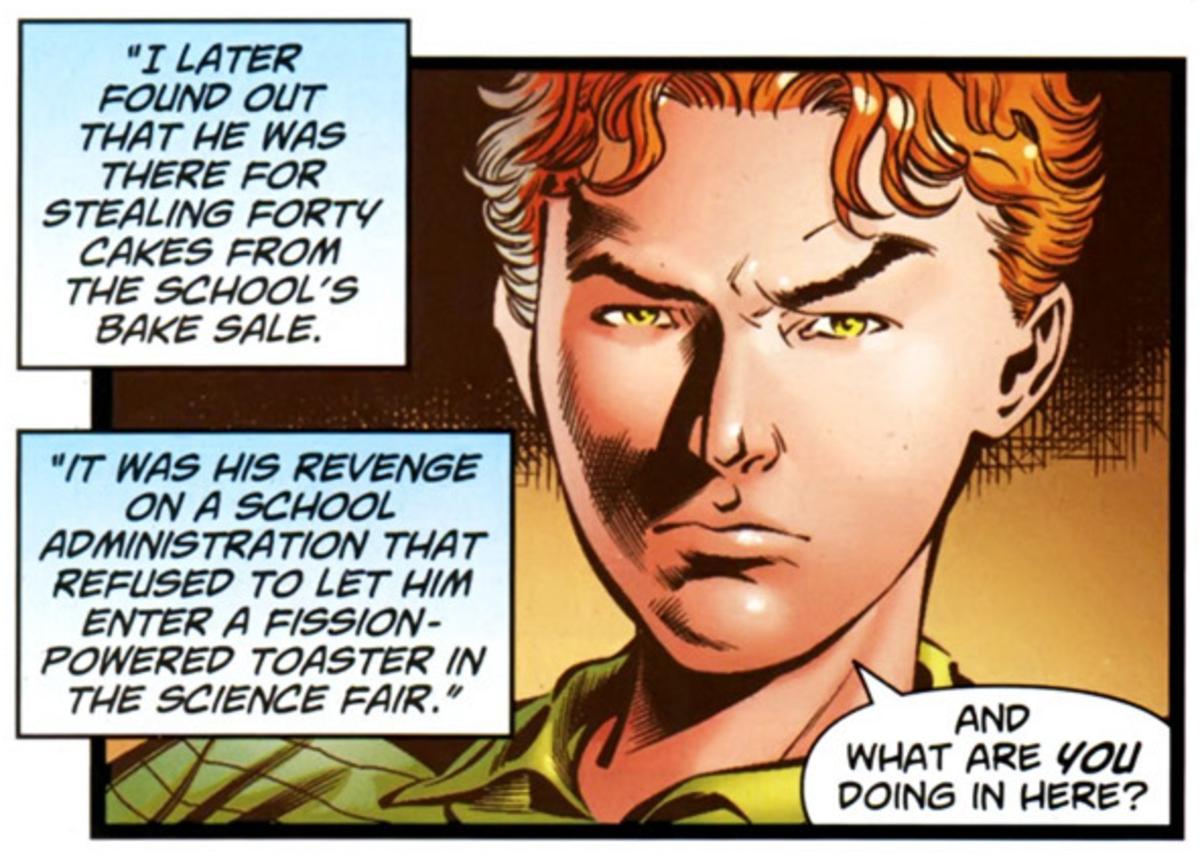 Lex Luthor- The Revenge