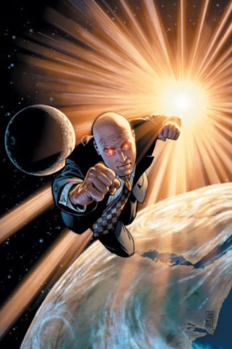 Lex Luthor - 52