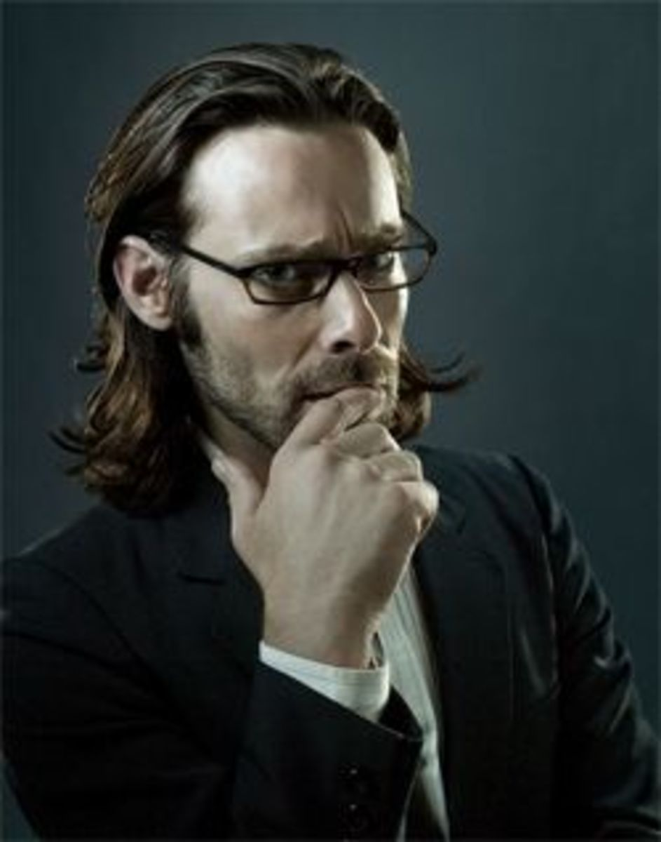 Intelligent Gaius Baltar