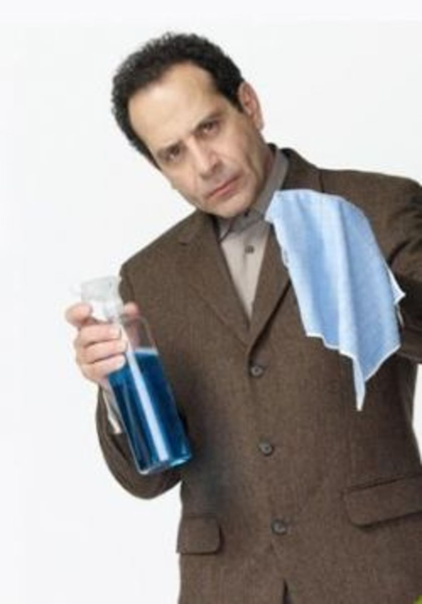 Intelligent Adrian Monk