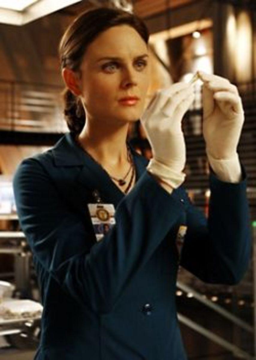 """Intelligent Temperance """"Bones"""" Brennan"""