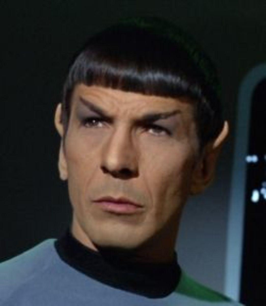 Intelligent Mr. Spock