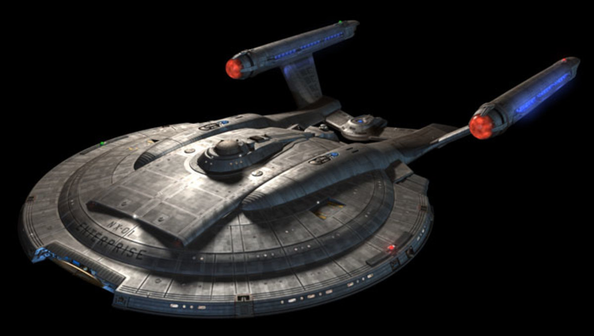 The Enterprise NX-01