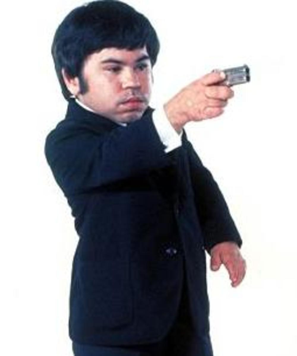 Hervé Villechaize  as Nick Nack