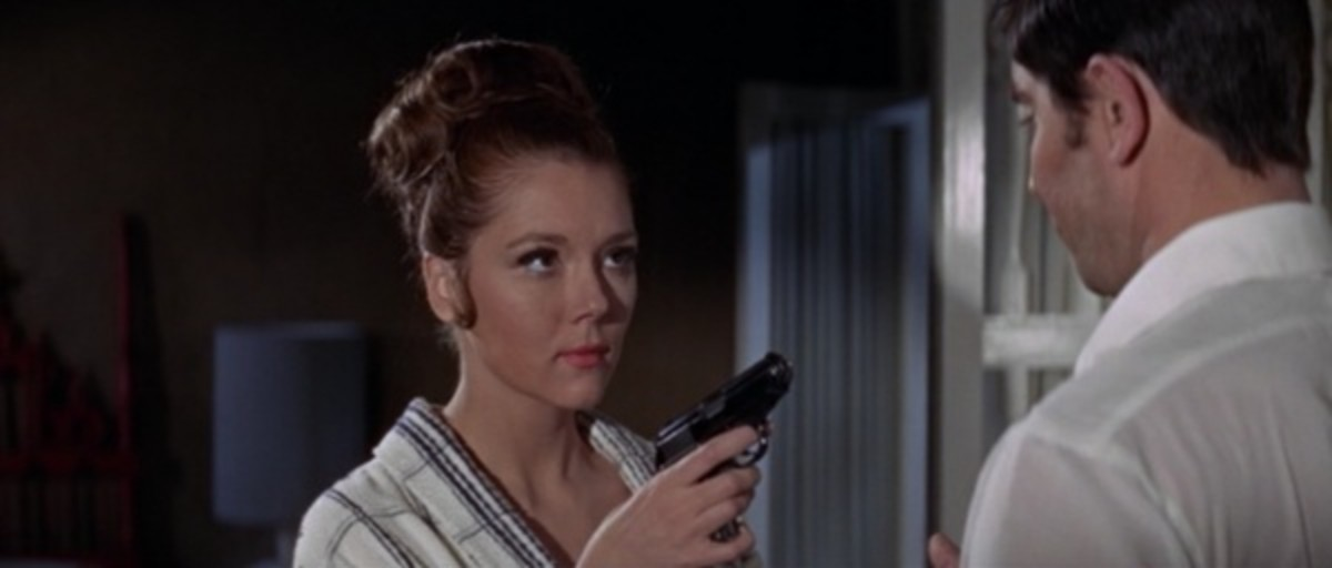 Diana Rigg as Countess Teresa Di Vincenzo