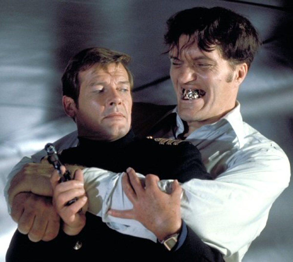 Richard Kiel as 'Jaws'
