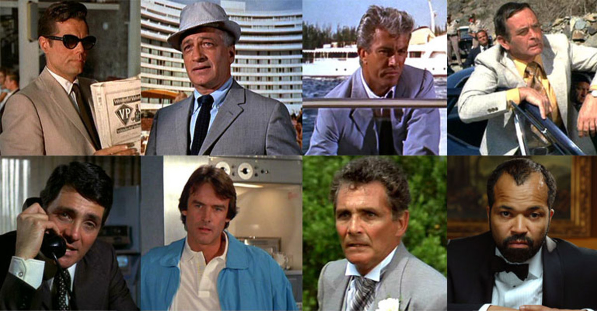 The Actors who have portrayed Felix Leiter