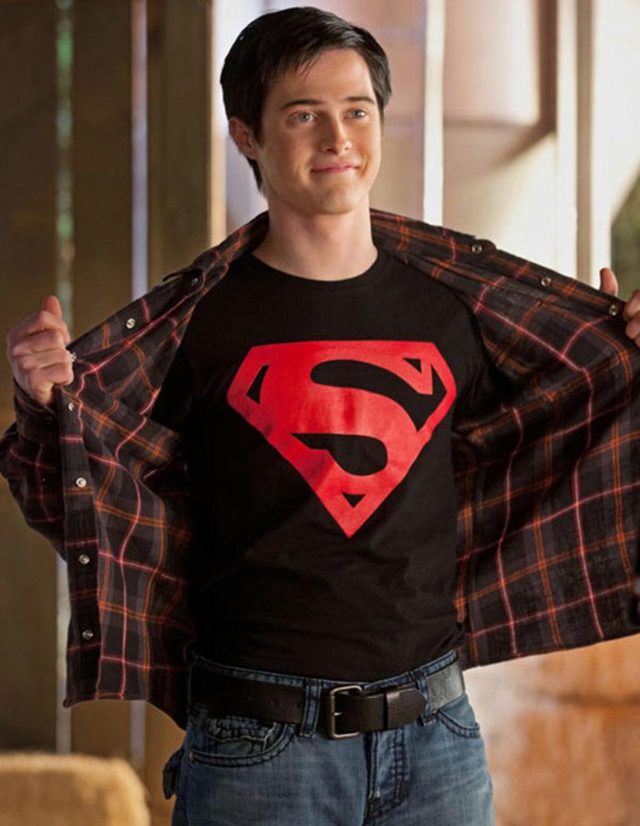 Lucas Grabeel as Conner Kent / Superboy
