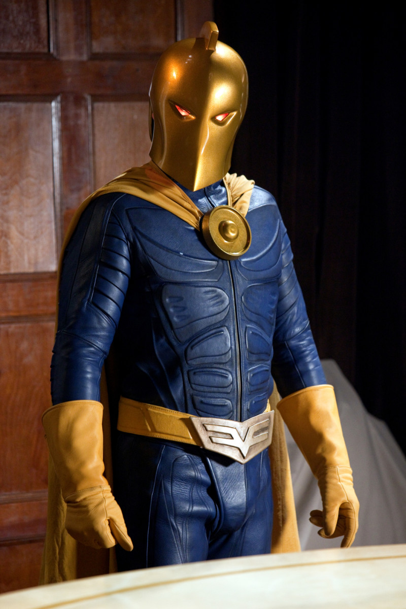 Brent Stait as Dr. Fate
