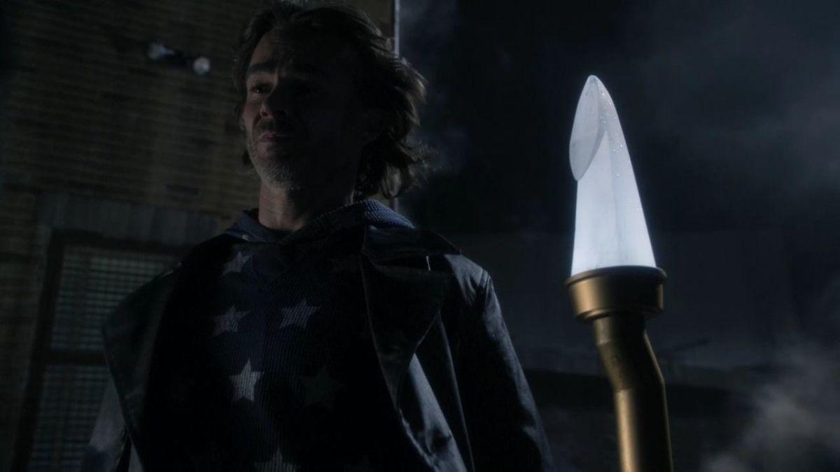 Jim Shield as Star-Spangled Kid
