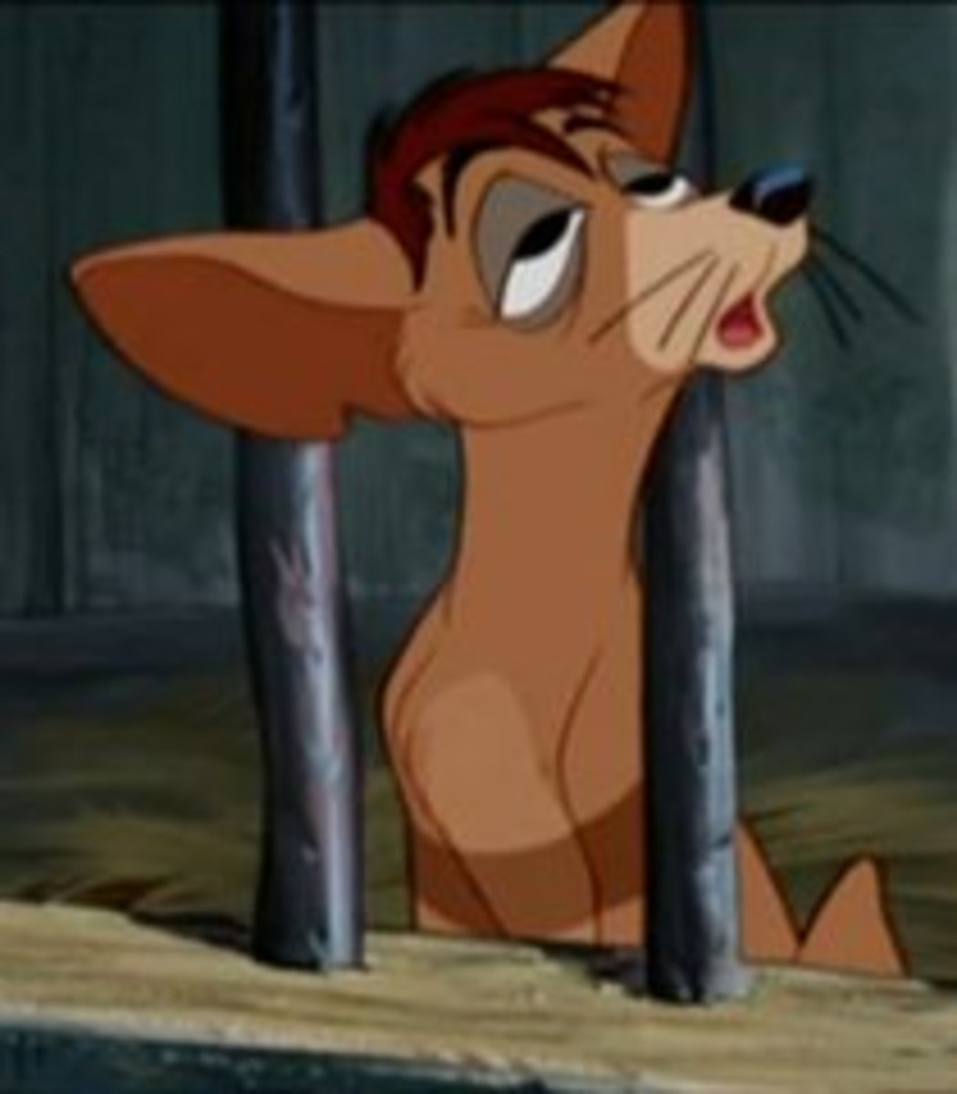 Pedro from Lady and the Tramp.