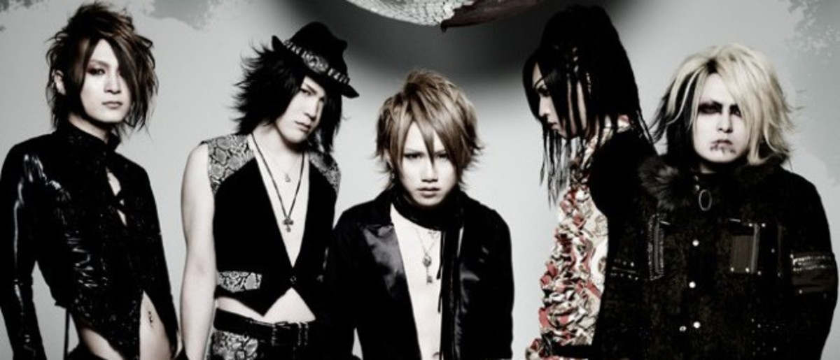 "This is the band ""Nightmare"", which many people get into because they did the opening for the anime Death Note."