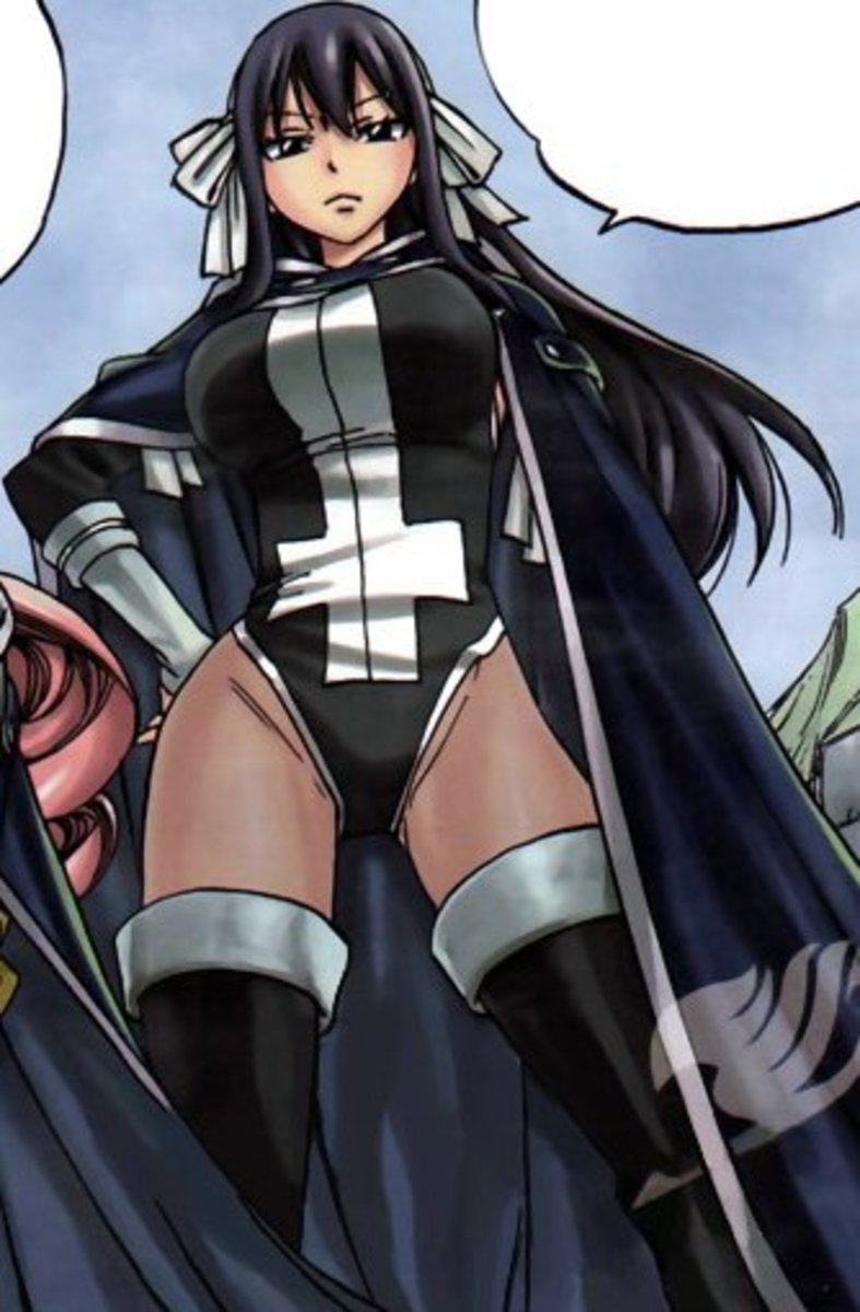 Ultear Milkovich full body photo