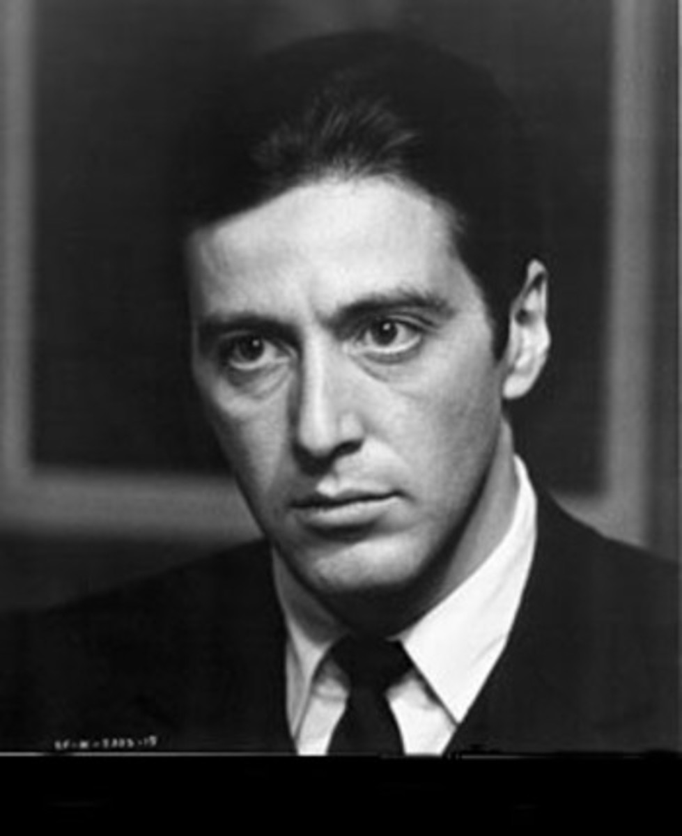 Pacino did win an Oscar later for Scent of a Woman.