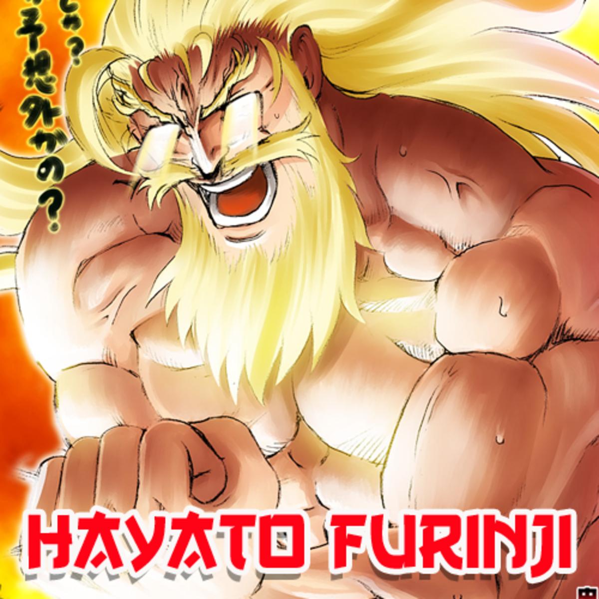 Hayato Furinji